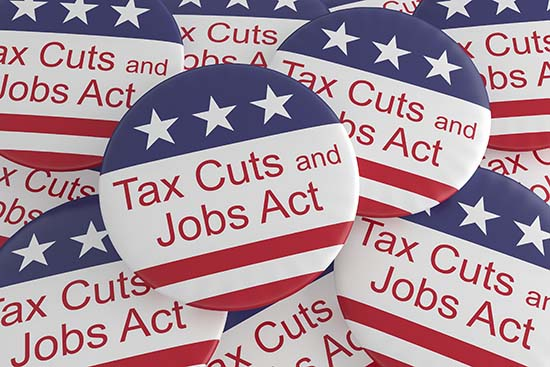 Webinar: Tax Cuts and Jobs Act