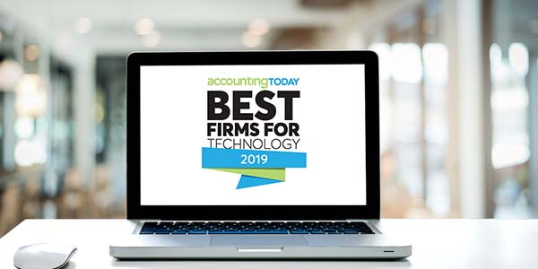 Tonneson + Co Named to Accounting Today's Best Firms for Technology