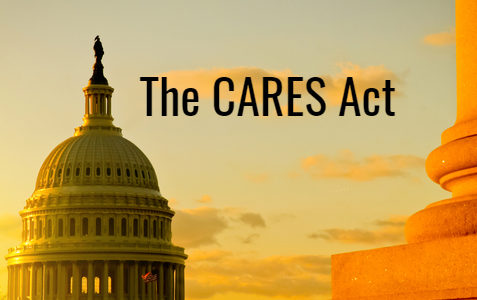 CARES Act Signed Into Law